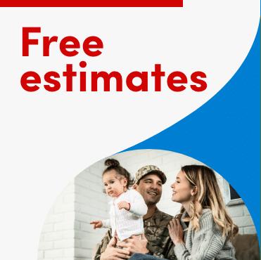Free estimates coupon