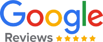 Google Review star rating