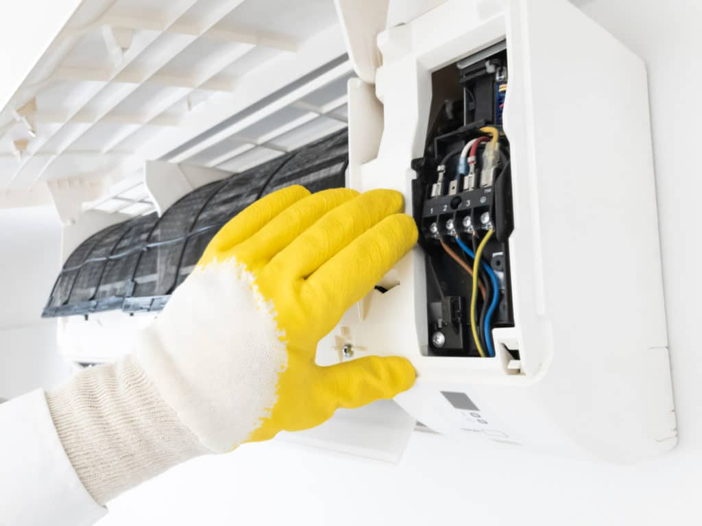 AC Repair and Maintenance Services Forney TX