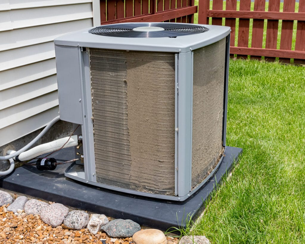 air conditioning services Forney TX